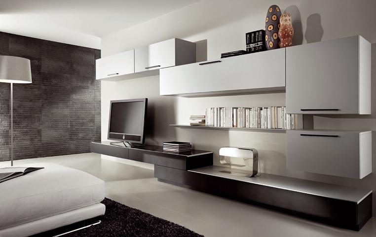 By veneziano creare e trasformare l 39 abitare for Foto mobili soggiorno moderni